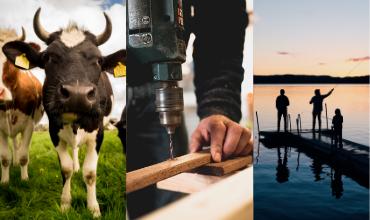 Landbrug, Skovbrug & Fiskeri