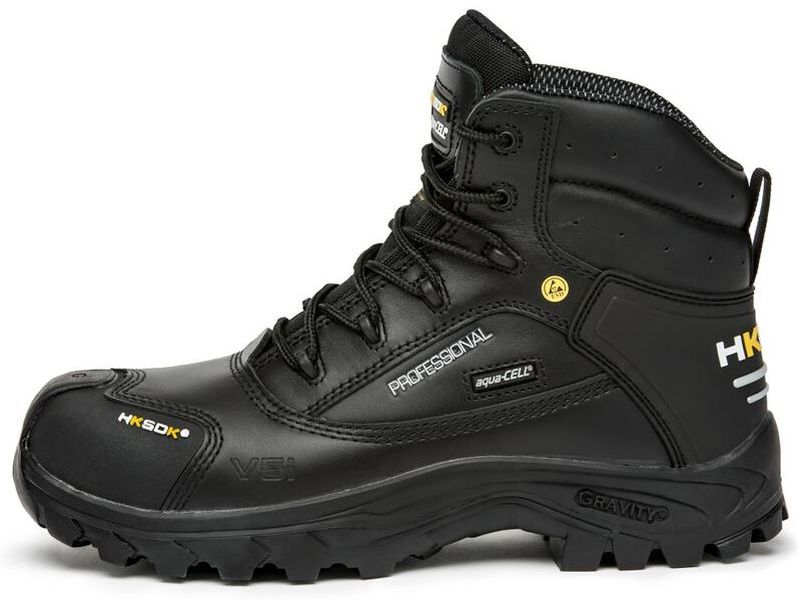 94ef5463 HKSDK V5i | S3 Sikkerhedsstøvle med AquaCell®