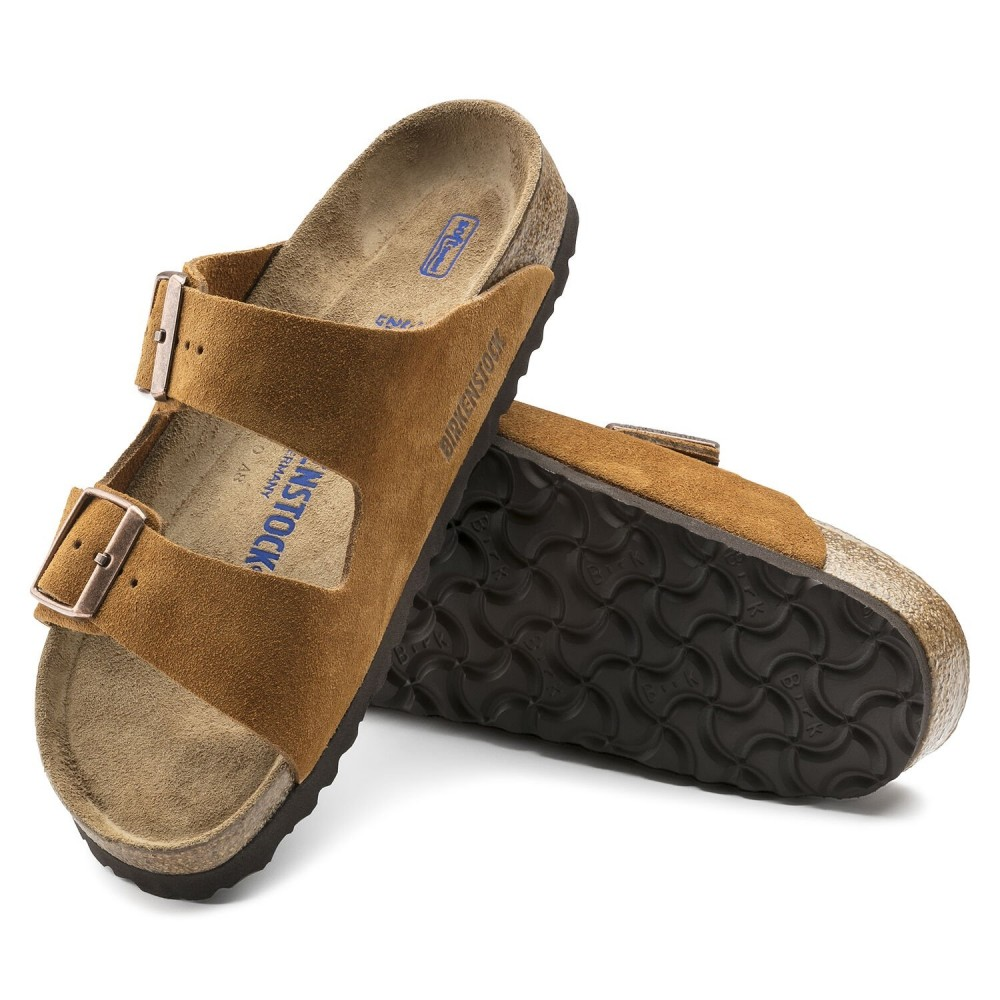 Birkenstock Arizona Dame Sandal Suede Leather-31