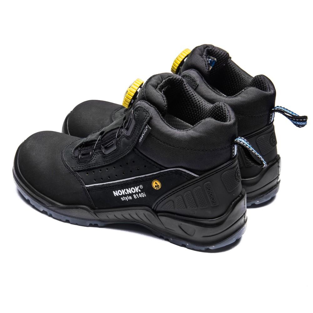 NOKNOK 8140i Sikkerhedsstøvle med Uturn®-31