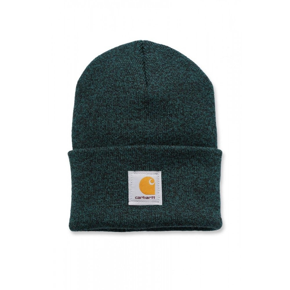 CARHARTT ACRYLIC WATCH HAT HUNTER/BLACK-31