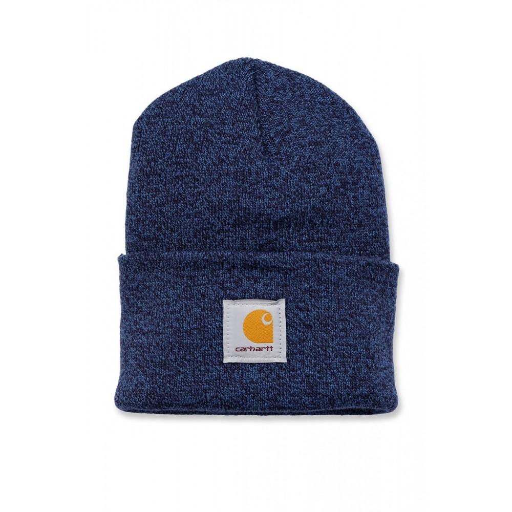 CARHARTT ACRYLIC WATCH HAT DARK BLUE/NAVY-31