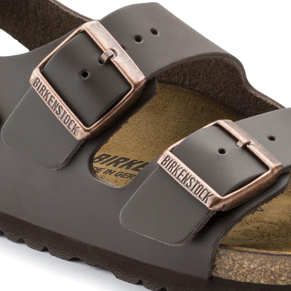 Birkenstock Milano Dame Sandal Habana Neutral Leather-31