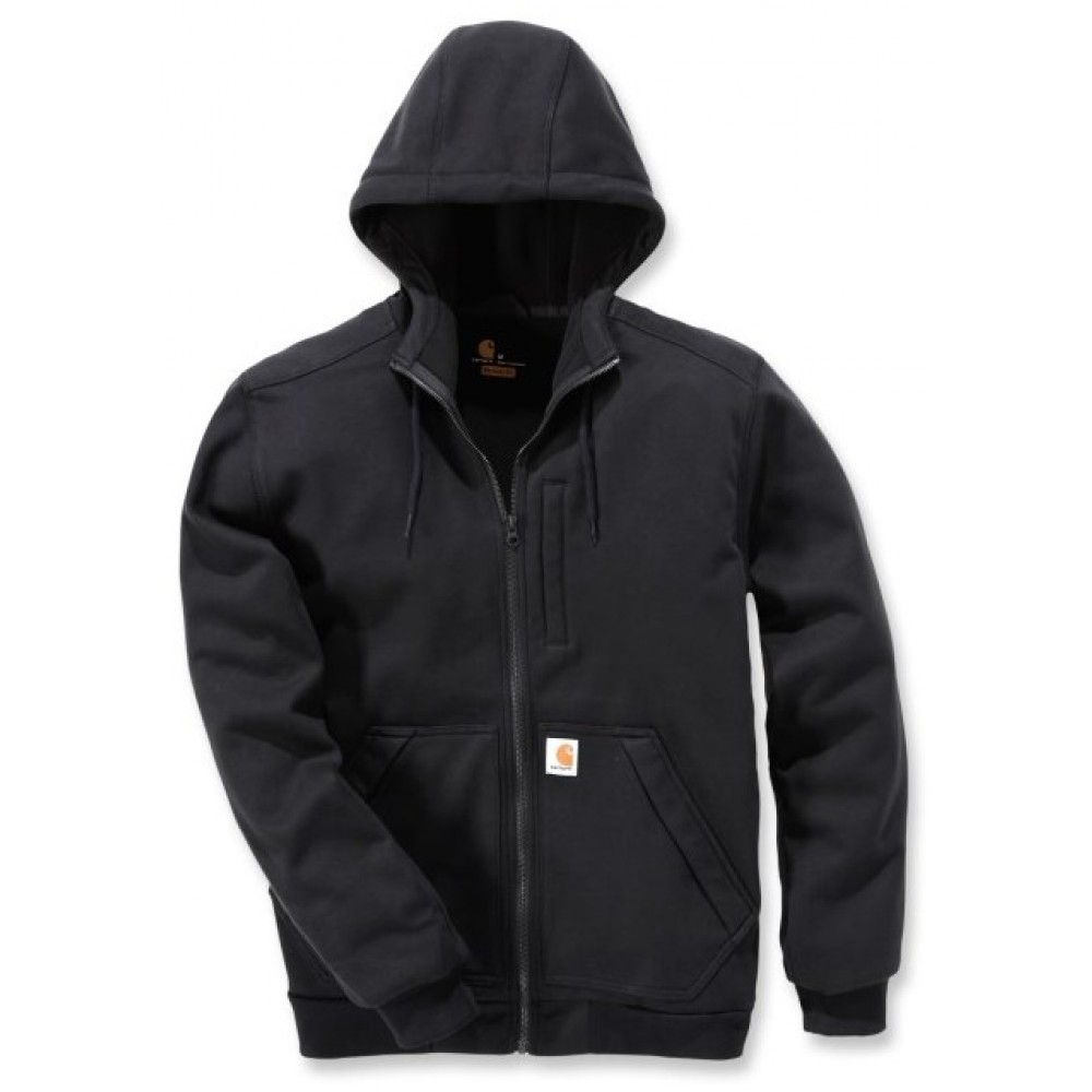 CARHARTT WIND FIGHTER HOODY Sort-31