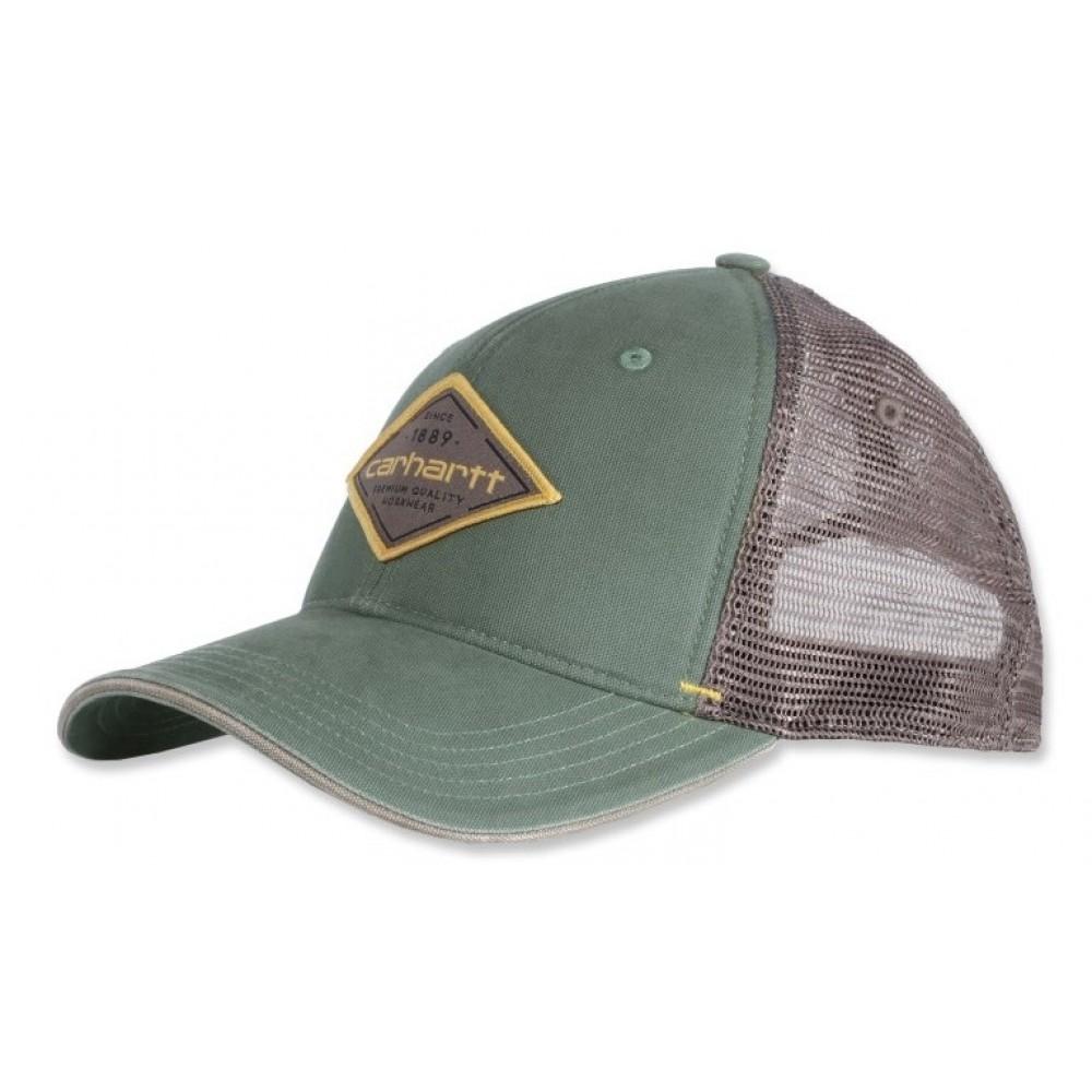 CARHARTT SILVERMINE CAP Grøn-31