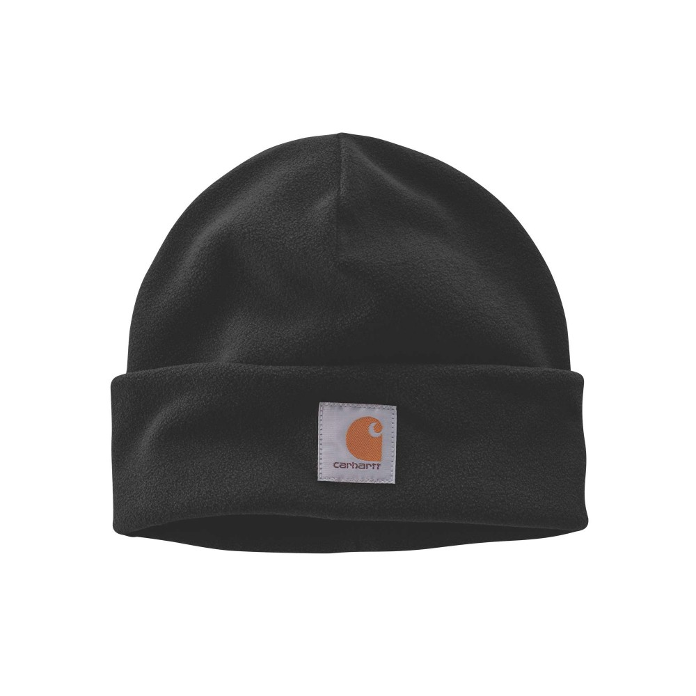 CARHARTT FLEECE BEANIE BLACK-31