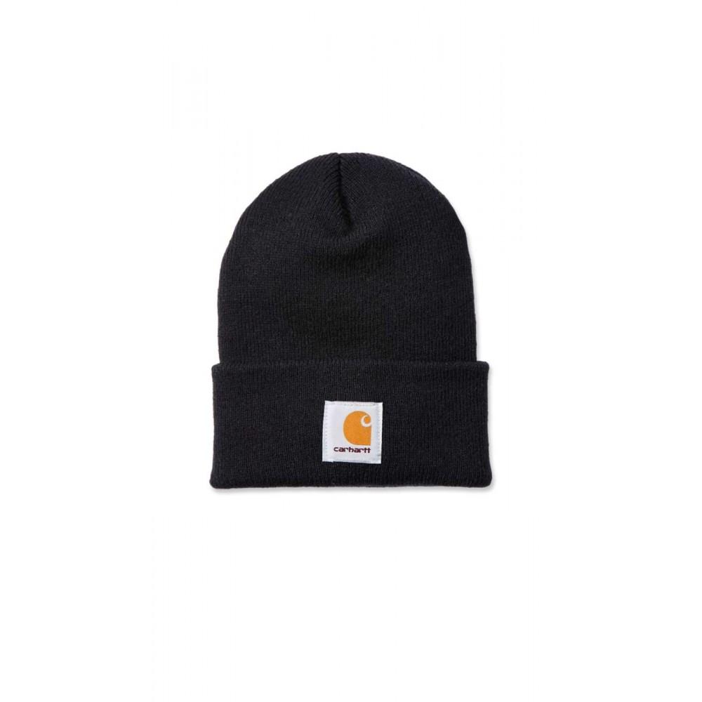 CARHARTT ACRYLIC WATCH HAT BLACK-31