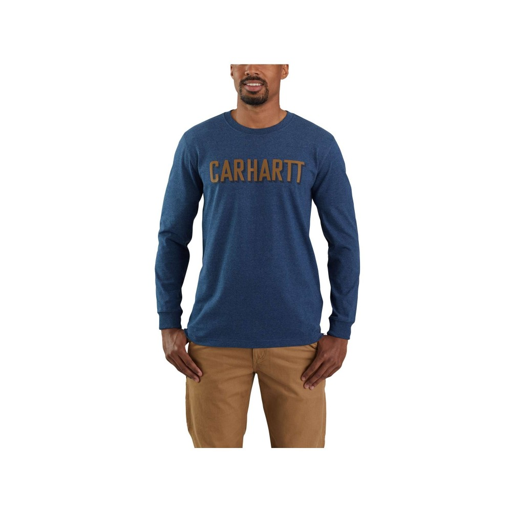 CARHARTTWORKWEARLOGOLSTSHIRTPEAT-31