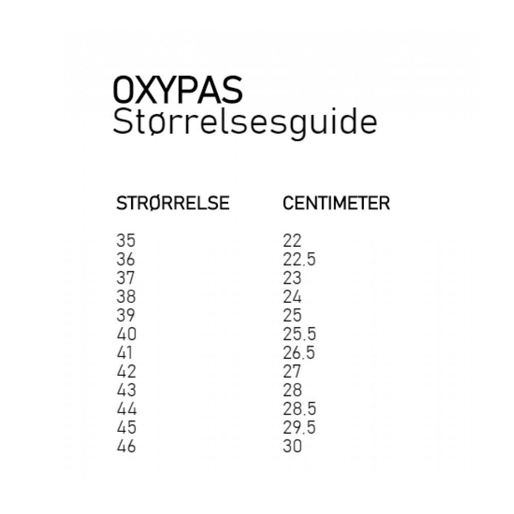 OXYPAS Maud Sort Arbejdssko-34