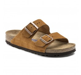 Birkenstock Arizona Dame Sandal Suede Leather-20