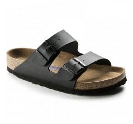 Birkenstock Arizona Dame Sandal Sort Birkoflor-20
