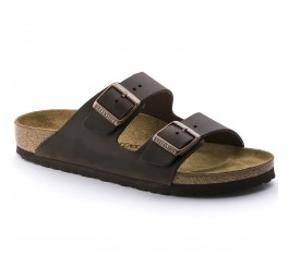 Birkenstock Arizona Dame Sandal Habana Oiled Leather -20