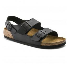 Birkenstock Milano Dame Sandal Sort Birkoflor-20