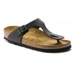Birkenstock Gizeh Dame Sandal Sort Birkoflor-20