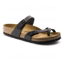 Birkenstock Mayari Dame Sandal Sort Birkoflor-20