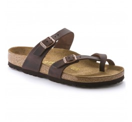 Birkenstock Mayari Dame Sandal Habana Oiled Leather-20