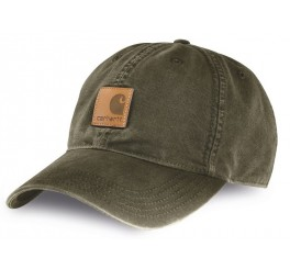 CARHARTT ODESSA CAP Armygrøn-20