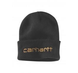 CARHARTT TELLER HAT BLACK-20