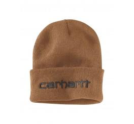 CARHARTT TELLER HAT BROWN-20