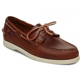 SEBAGO DOCKSIDES PORTLAND Waxed Brown-20