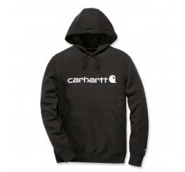 CARHARTTDELMONTGRAPHICHOODEDSWEATSHIRTnavyheather-20