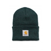 CARHARTT ACRYLIC WATCH HAT HUNTER/BLACK-01