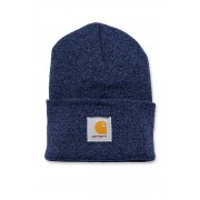 CARHARTT ACRYLIC WATCH HAT DARK BLUE/NAVY-01