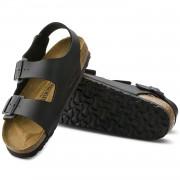 Birkenstock Milano Dame Sandal Sort Birkoflor-01