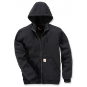 CARHARTT WIND FIGHTER HOODY Sort-01