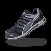 Puma 64316 Elevate Knit Black Sikkerhedssko-01