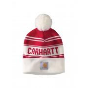 CarharttKnitCuffedLogoBeanie-01