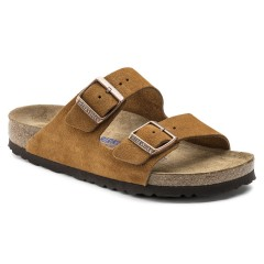 Birkenstock Arizona Dame Sandal Suede Leather
