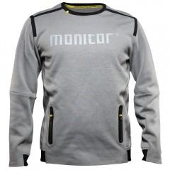 MONITOR SWEAT TWO Grey