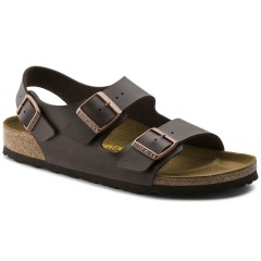Birkenstock Milano Herrer Sandal Habana Neutral Leather