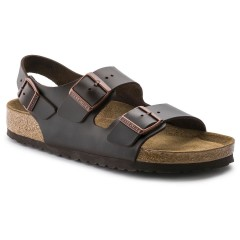 Birkenstock Milano Dame Sandal Habana Neutral Leather