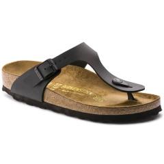 Birkenstock Gizeh Dame Sandal Sort Birkoflor