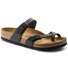 Birkenstock Mayari Dame Sandal Sort Birkoflor