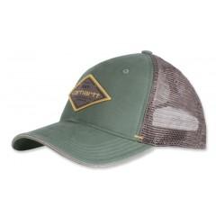 CARHARTT SILVERMINE CAP Grøn