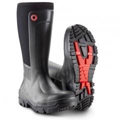 Dunlop 68093 WORKPRO Gummi/Neopren vandtæt sikkerhedsstøvle
