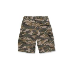 CARHARTT RUGGED CARGO SHORT GRAVEL Khaki Camo