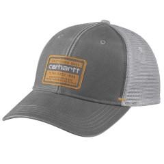 CARHARTT SILVERMINE CAP Charcoal (grå)