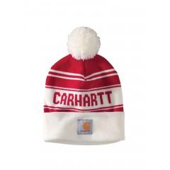 Carhartt – Knit Cuffed Logo Beanie