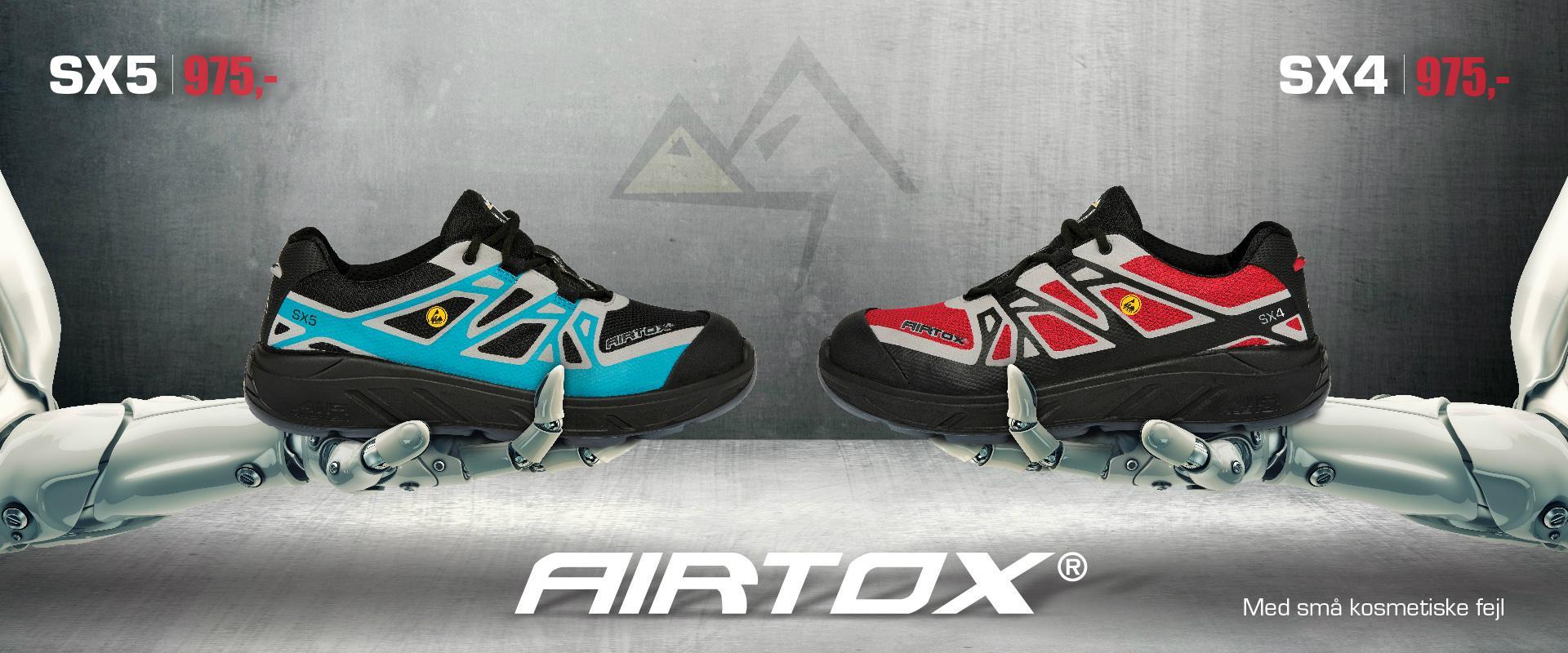 AIRTOX SX4 & SX5
