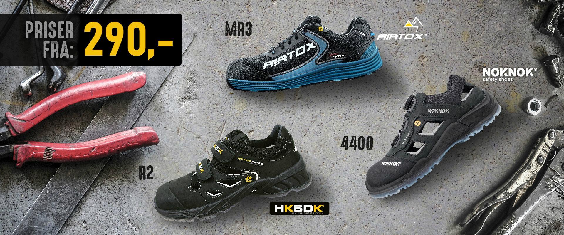 KAMPAGNE | Airtox - HKSDK - Noknok - Brynje - Cofra