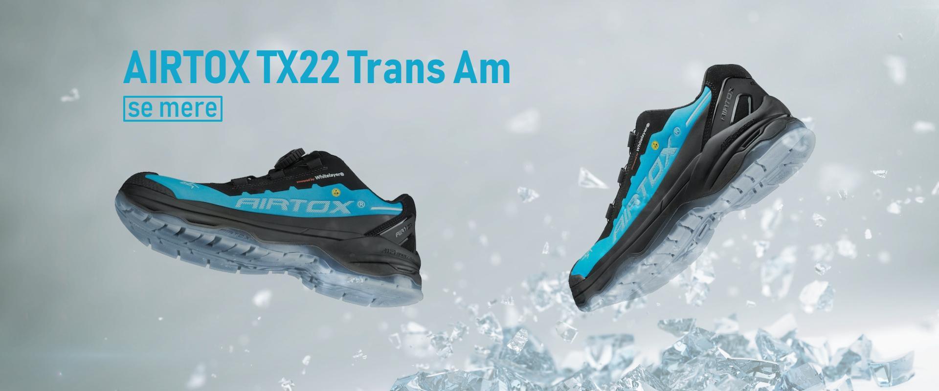 AIRTOX TX22 Trans Am sikkerhedssko