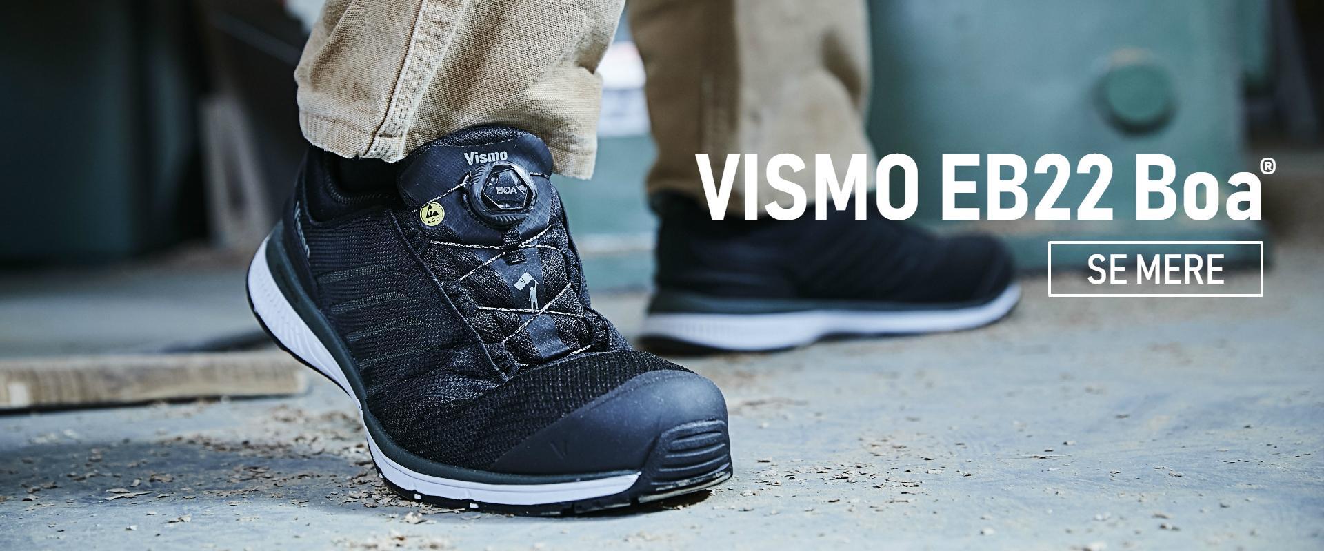 VISMO EB22 Sikkerhedsko